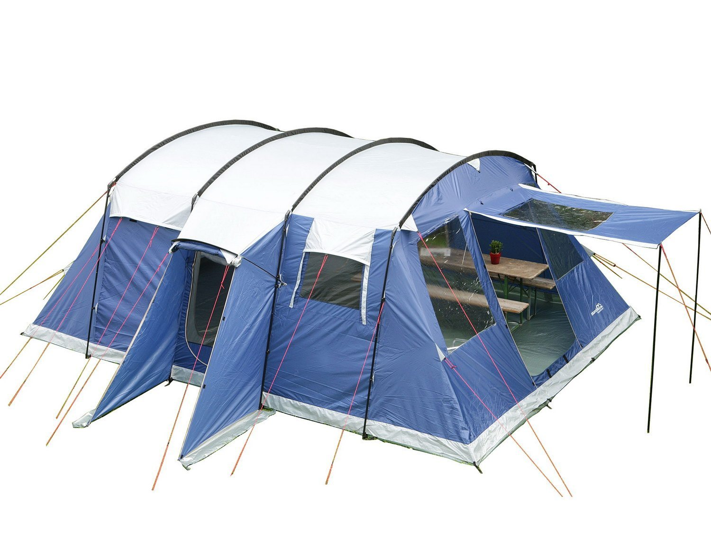 Zelt Groß : Skandika tenda quot milano persone tende da campeggio