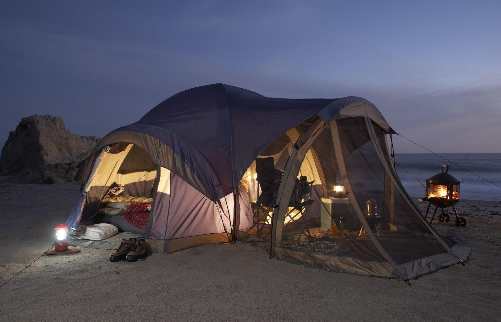 tenda campeggio coleman