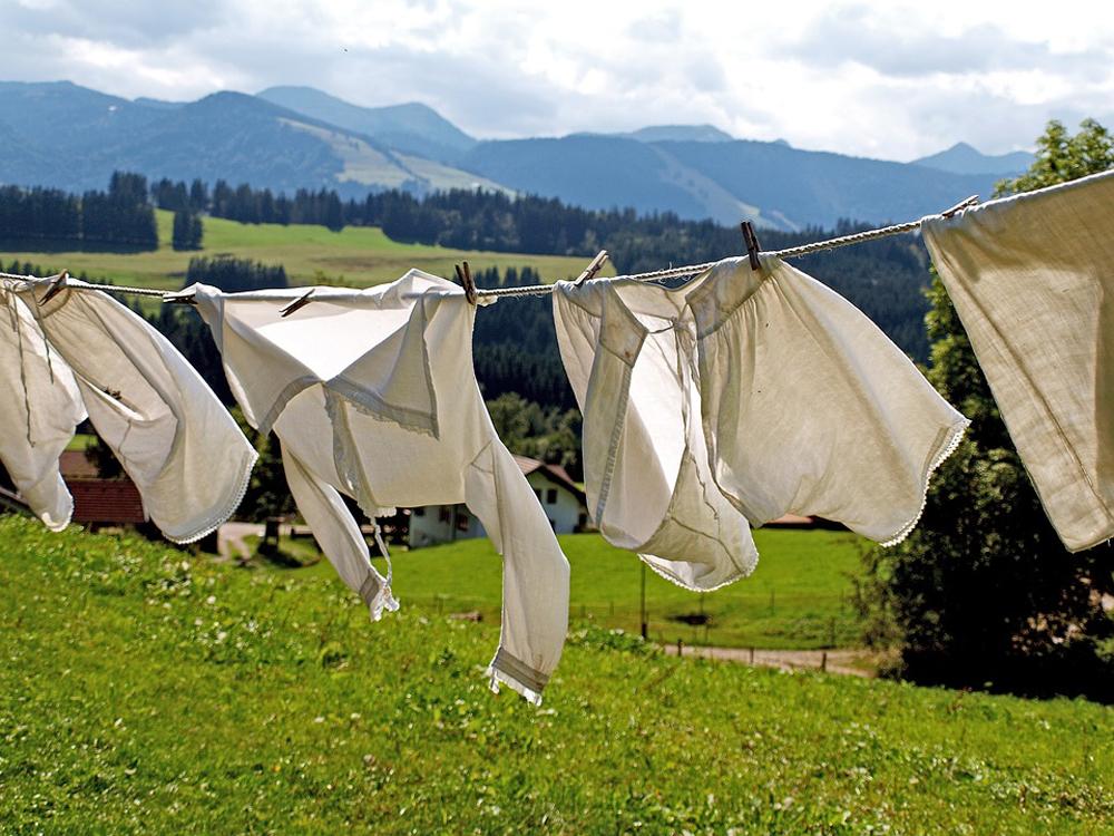 Lavatrice da campeggio