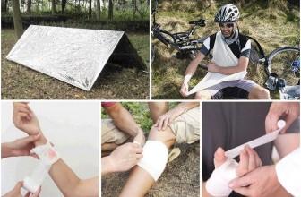 Campeggio: il kit di primo soccorso