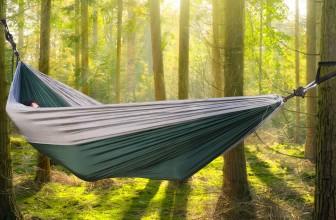 Amaca da campeggio: tutte le proposte relax