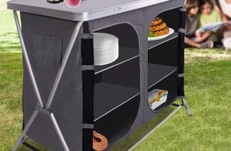 Cucina da campeggio, le soluzioni per tutte le esigenze
