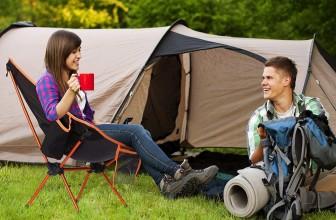 Sedie da campeggio: ecco le migliori