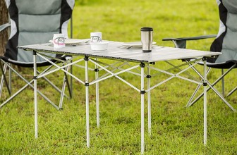 Tavolo Campeggio Alluminio Avvolgibile.Tavolo Da Campeggio Ecco Quale Scegliere